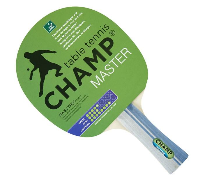Set paleta Champ Master + Husa Champ