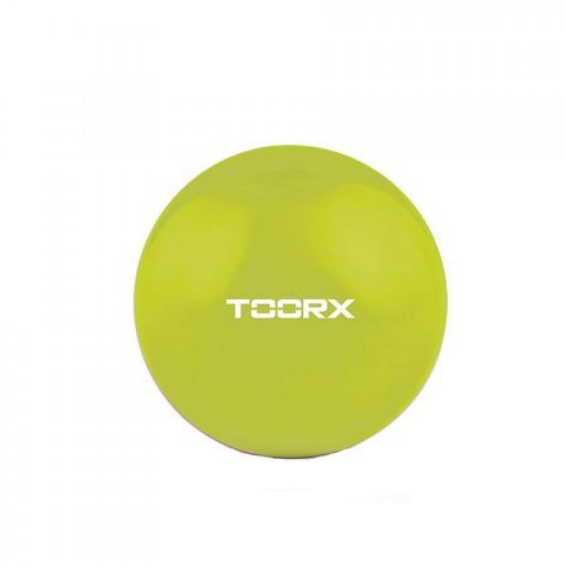 Minge pentru tonifiere Toorx, 1 Kg, verde