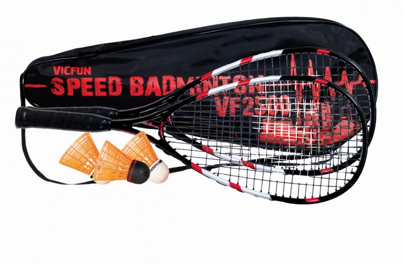 Set VICFUN SpeedBadminton 2500