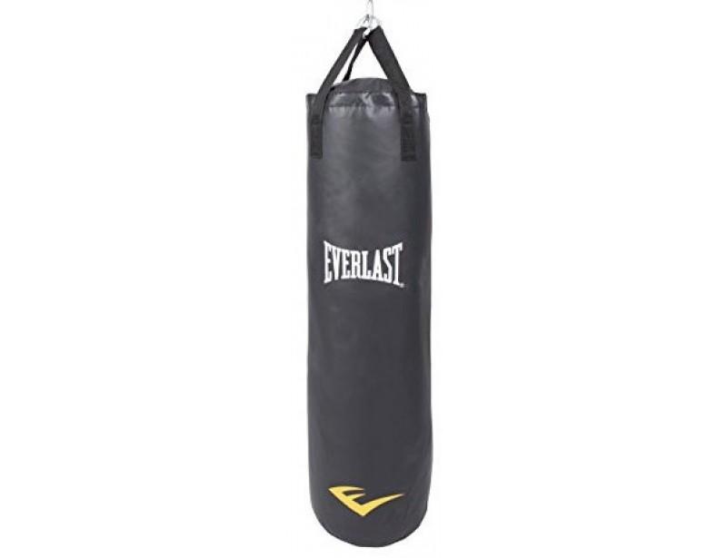 Sac box Everlast Powerstrike 123 cm, 33 kg