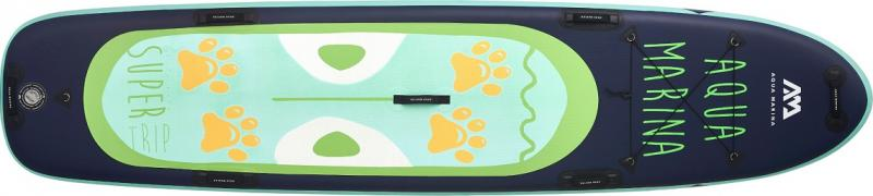 Stand Up Paddle Aqua Marina Super Trip 370 cm