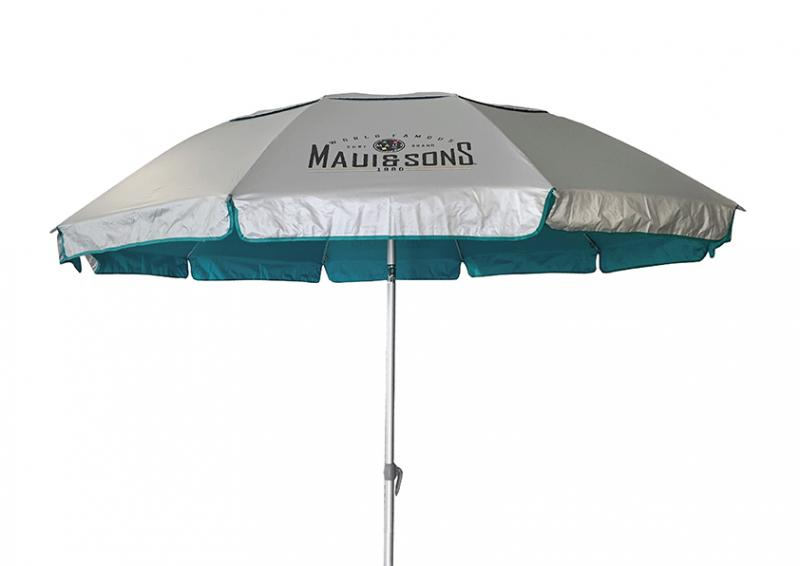 Umbrela plaja Maui & Sons XL 220 cm