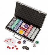 Set Poker, cutie aluminiu