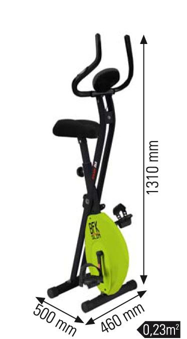 Bicicleta magnetica Everfit BFK Slim