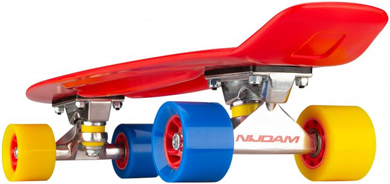 Skateboard Nijdam Sunset Cruiser
