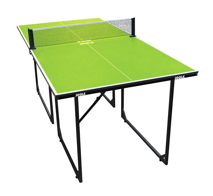 Masa tenis Joola Midsize 168x84, verde