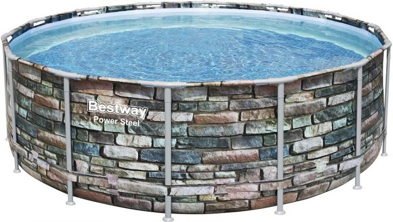 Piscina Bestway Power Steel 4.27m