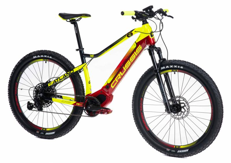 Bicicleta electrica CRUSSIS OLI Atland 8.6-S