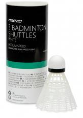 Set 3 fluturasi badminton Avento Nylon