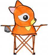 Scaun camping Abbey rabatabil Junior  Animal comic