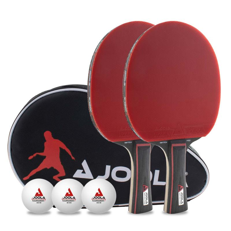 Set palete Joola Duo Pro si 3 mingi