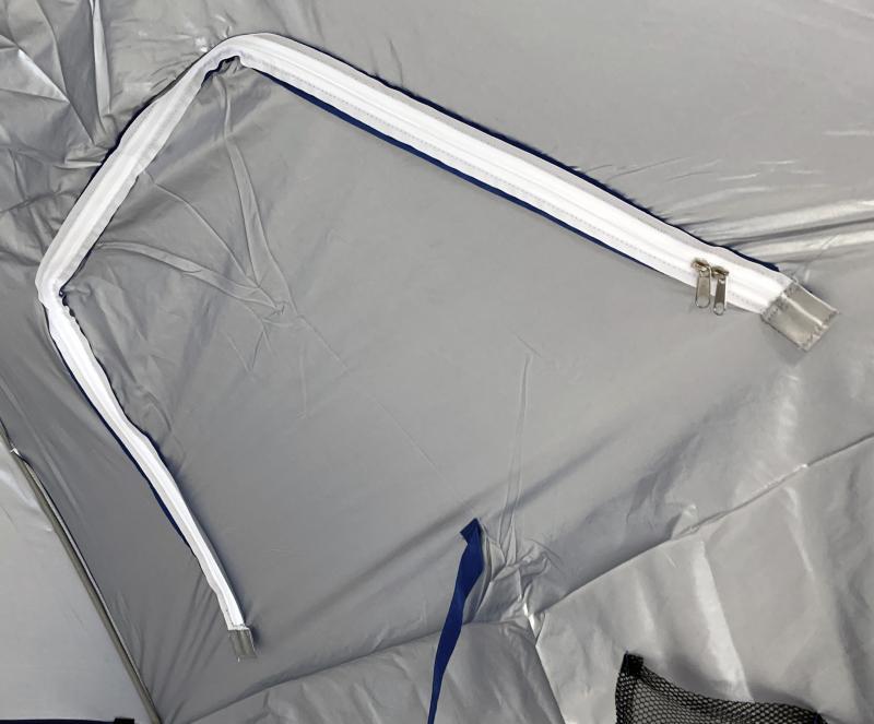 Adapost plaja, protectie UV50+, 240 cm