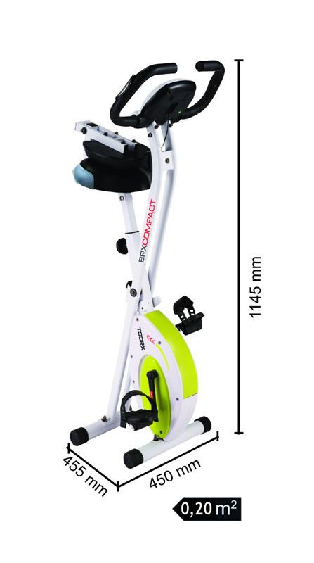 Bicicleta Pliabila Toorx Brx-compact
