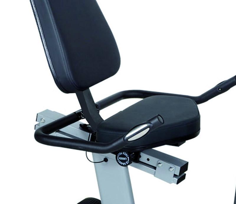 Bicicleta Fitness Cu Spatar-orizontala, De Recuperare Toorx, Brx-r90