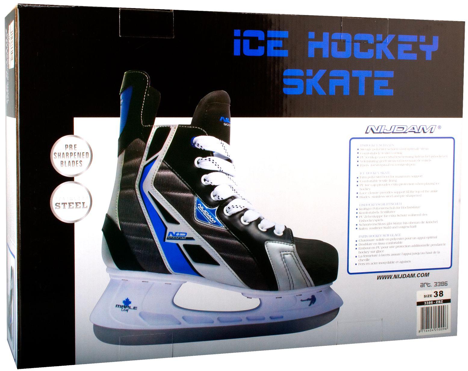 Patine hockey Nijdam Deluxe