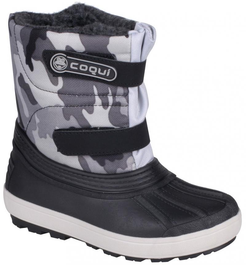 Cizme iarna copii Coqui Army