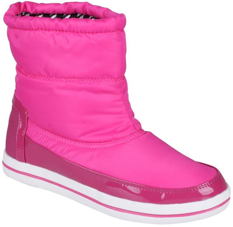 Cizme iarna dama Coqui Jule roz
