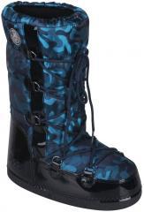 Cizme iarna dama Coqui Taina albastru