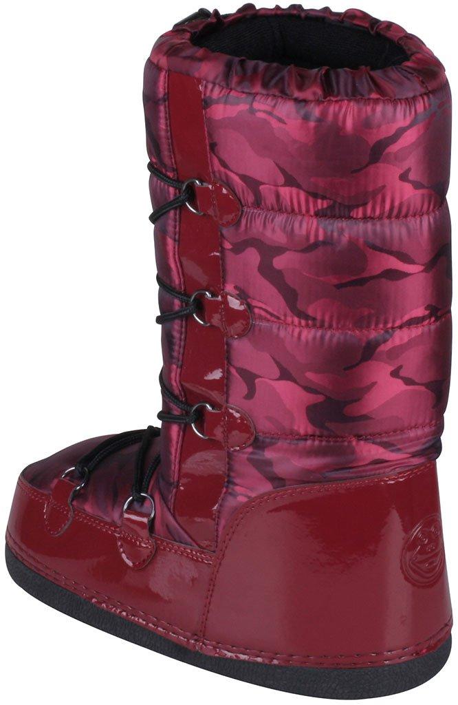 Cizme iarna dama Coqui Taina rosu