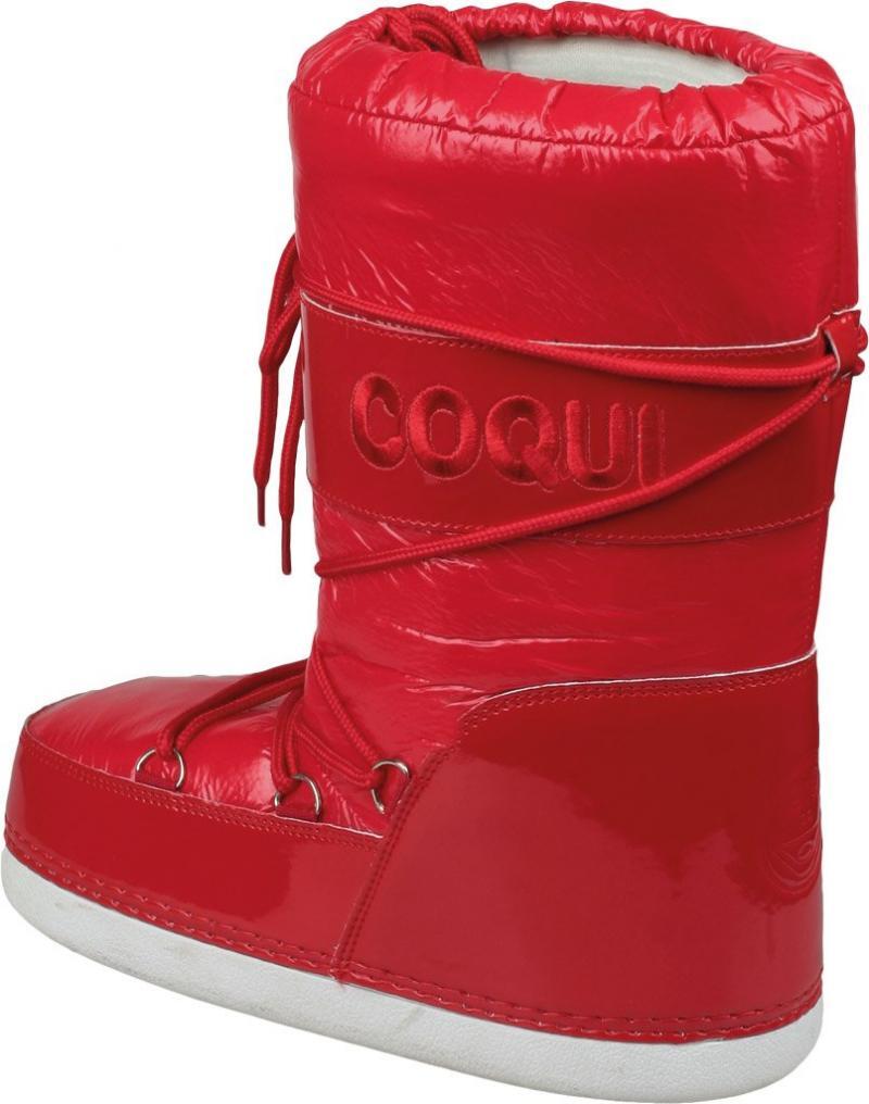 Cizme iarna Dama Coqui Tilda rosu