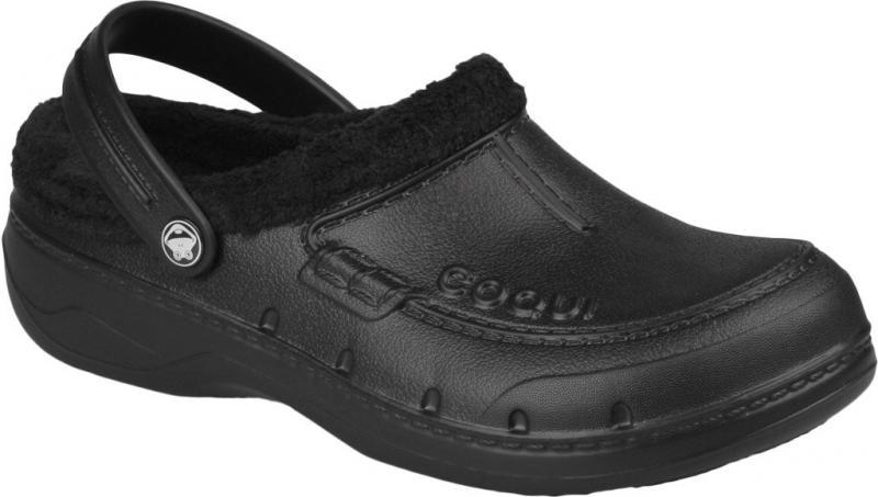 Papuci Barbati Coqui negru