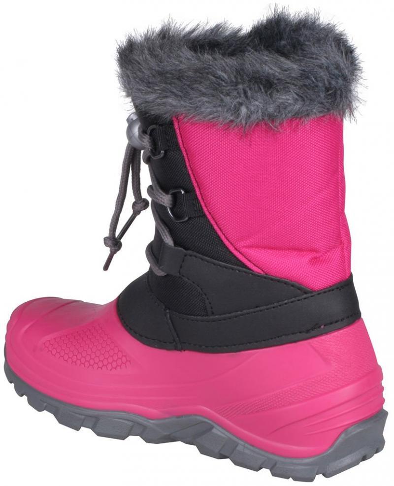 Cizme iarna copii Coqui roz