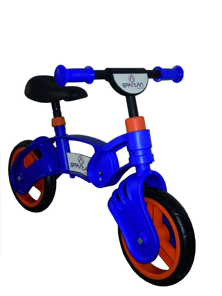 Bicicleta fara pedale LUPO 10 albastru