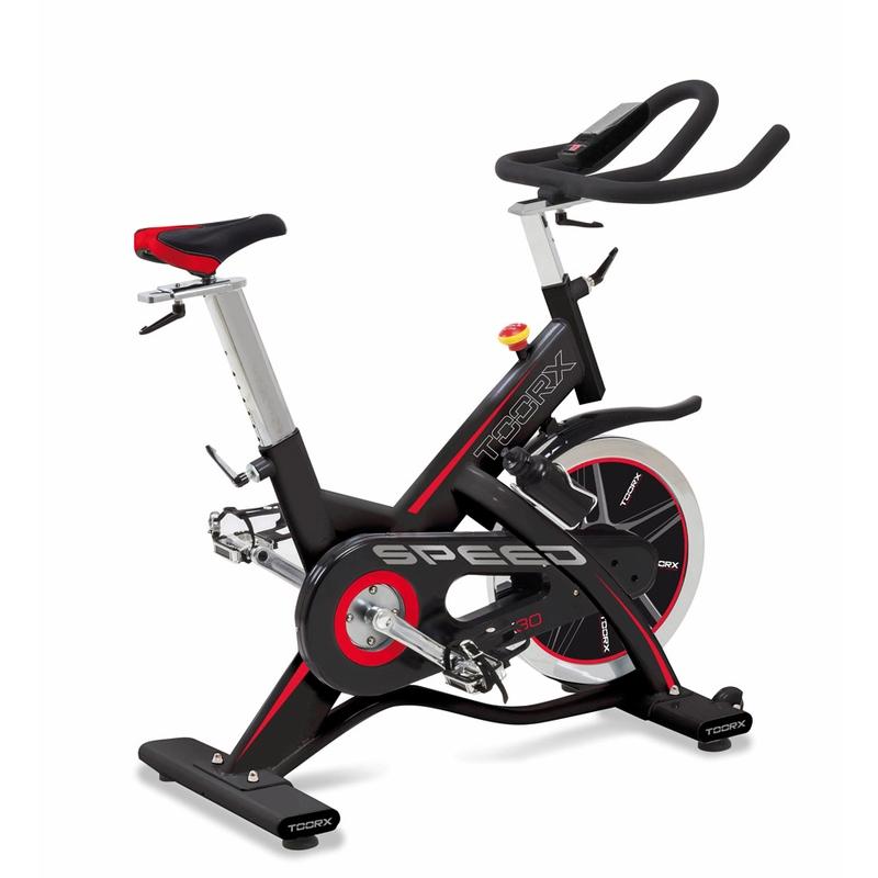 Bicicleta cycling Toorx SRX80 + receptor Polar