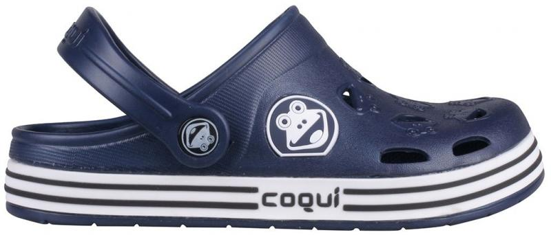 Papuci copii coqui froggy  navy