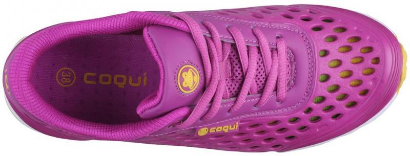 Pantofi sport dama Coqui Sira visiniu