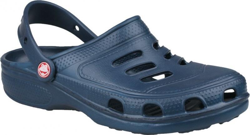 Papuci barbati Coqui Kenso albastru inchis