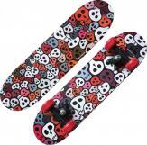 Skateboard Nextreme Tribe Skulls