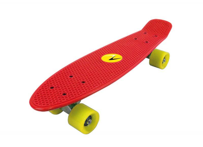 Skateboard Nextreme Penny board Freedom rosu