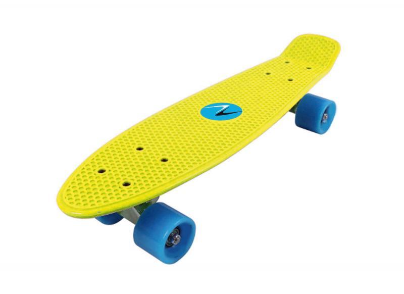 Skateboard Penny board Nextreme Freedom galben