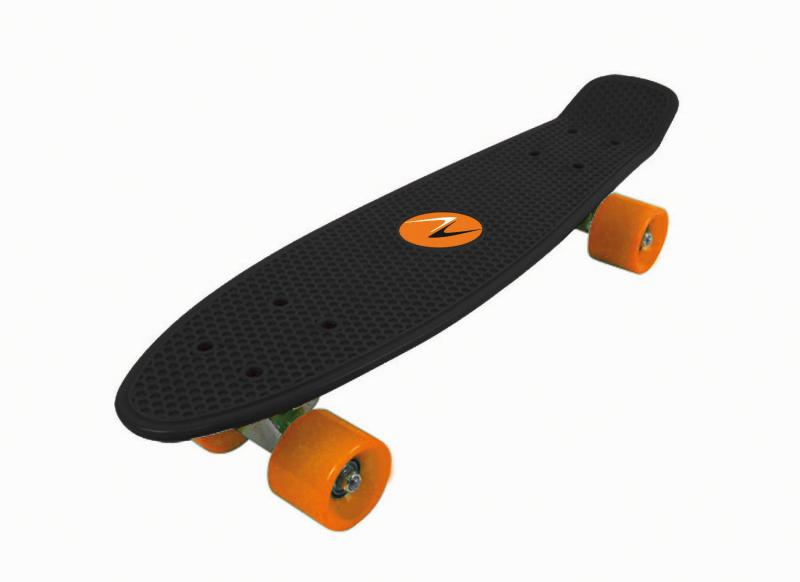 Skateboard Nextreme Penny board Freedom negru