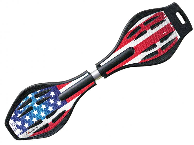 Skateboard Nextreme Urban Wave USA FLAG