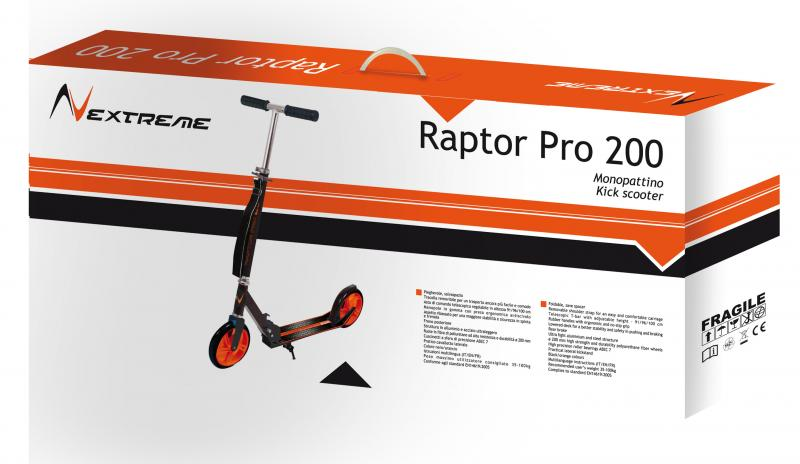 Trotineta Nextreme Raptor Pro 200