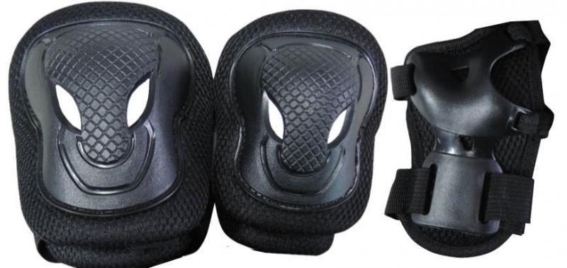 Set protectii Nextreme Adult negru