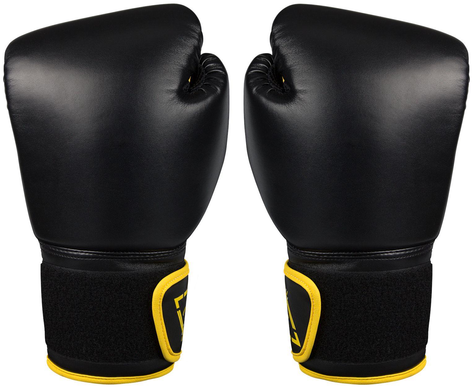 Mănuși box PU, Avento  14 Oz