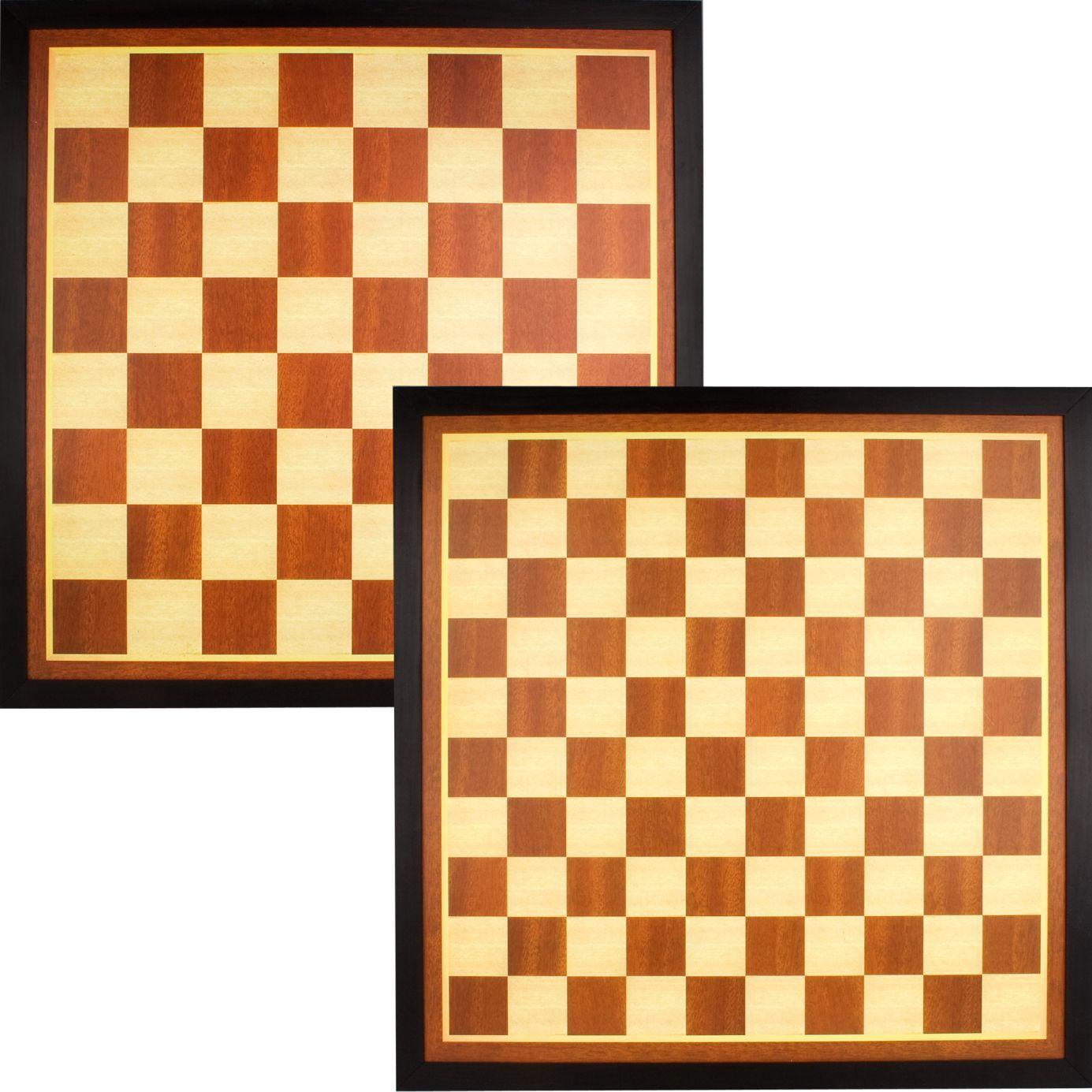 Tabla de sah Abbey® Game 54,5 x 54,5 cm
