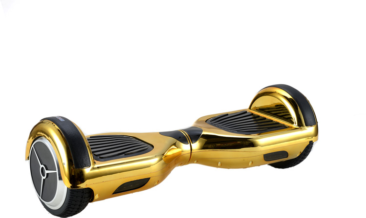 Hoverboard (scooter electric) Spartan Balance S1 /6.5 auriu