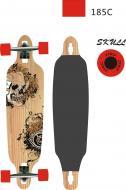 Longboard SKULL 38inch