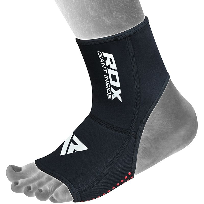 Suport pentru glezna RDX, picior drept, S
