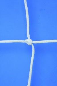 Plasa fotbal 7.5x2.5 polietilana, ochi 120 mm patrat, fir 4.5 mm, adancime 200x200