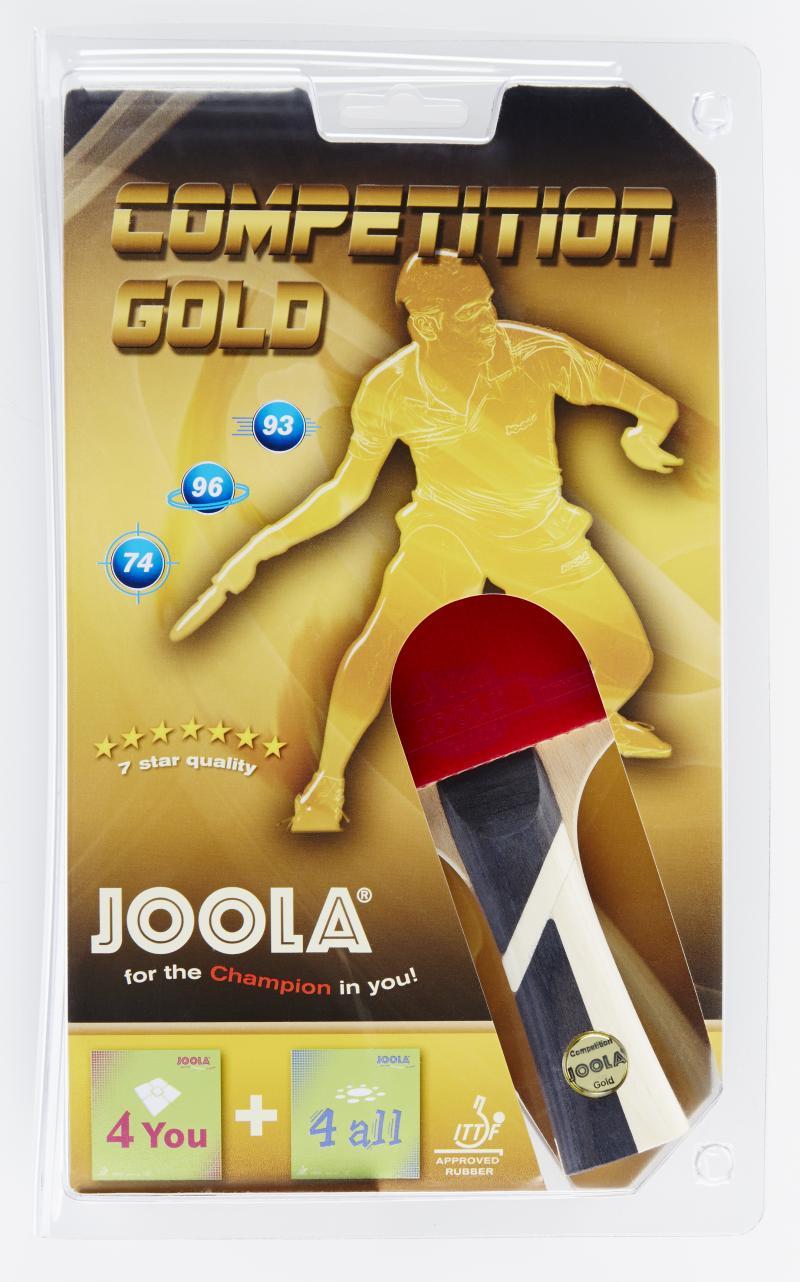 Paleta Joola Competiton Gold