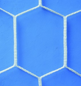 Plasa fotbal 5x2m fir 4 mm, ochi 120 x120 mm