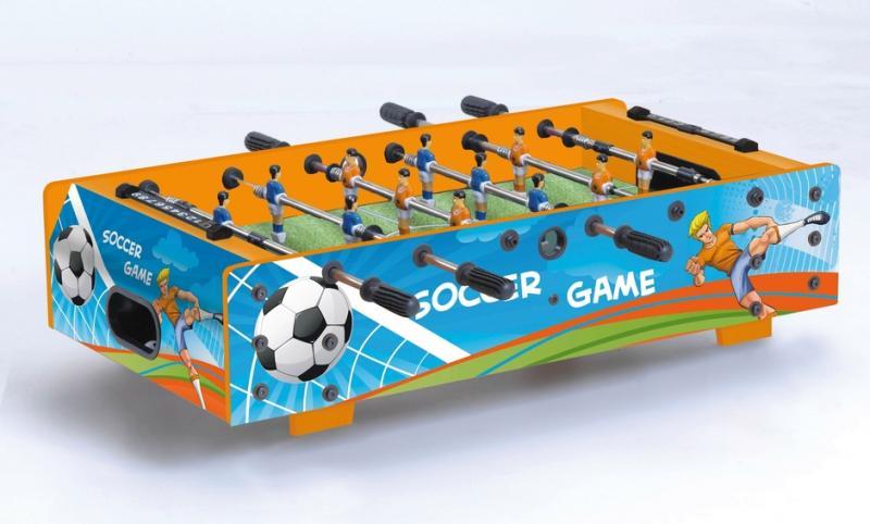 Masa fotbal Garlando F-Mini cu grafica