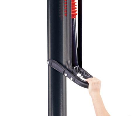 Sistem baschet portabil Lifetime XL 54