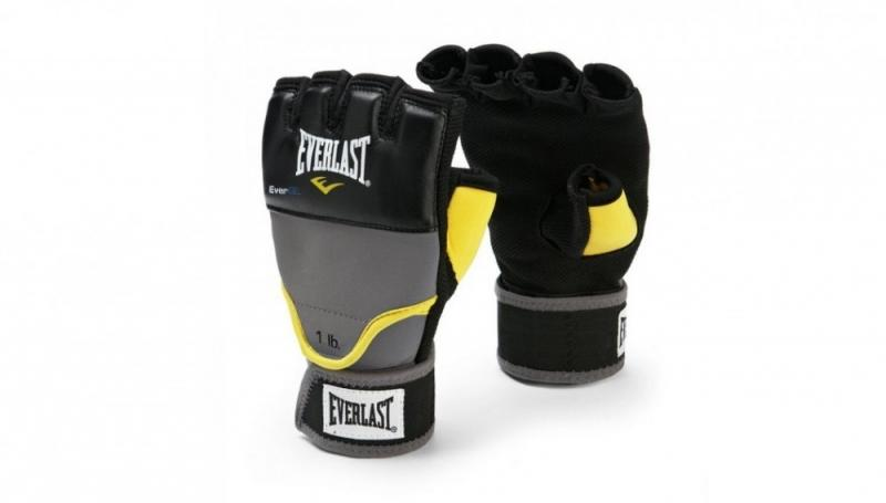 Manusi protective ingreunate Everlast Ever-gel: S/M