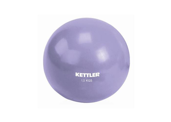 Toning Ball 1.5 Kg, Violet